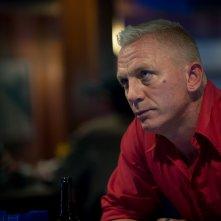 Logan Lucky: Daniel Craig in una scena del film