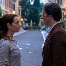 Metti una notte: Cristiana Capotondi e Cosimo Messeri in una scena del film
