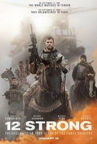 Risultati immagini per 12 soldiers film