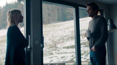 My Son: Guillaume Canet e Mélanie Laurent in una scena del film
