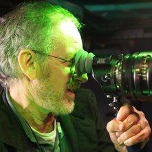 Spielberg: il cineasta statunitense in un'immagine del documentario