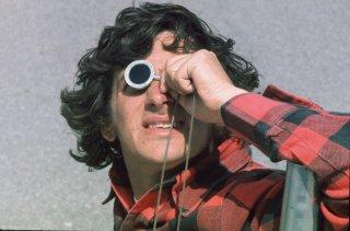 Spielberg: Steven Spielberg in un'immagine tratta dal documentario