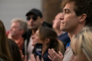 Stronger: Jake Gyllenhaal in un'immagine del film