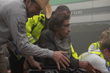 Stronger: Jake Gyllenhaal in un'immagine tratta dal film