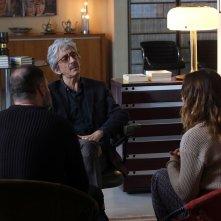 Terapia di coppia per amanti: Pietro Sermonti, Sergio Rubini e Ambra Angiolini in un momento del film