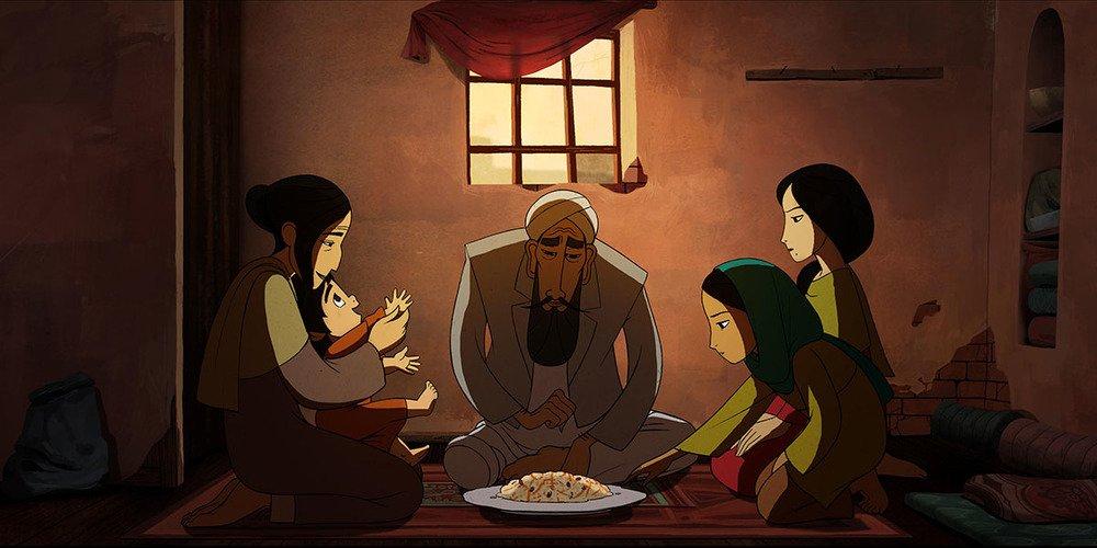 The Breadwinner: un'immagine del film animato