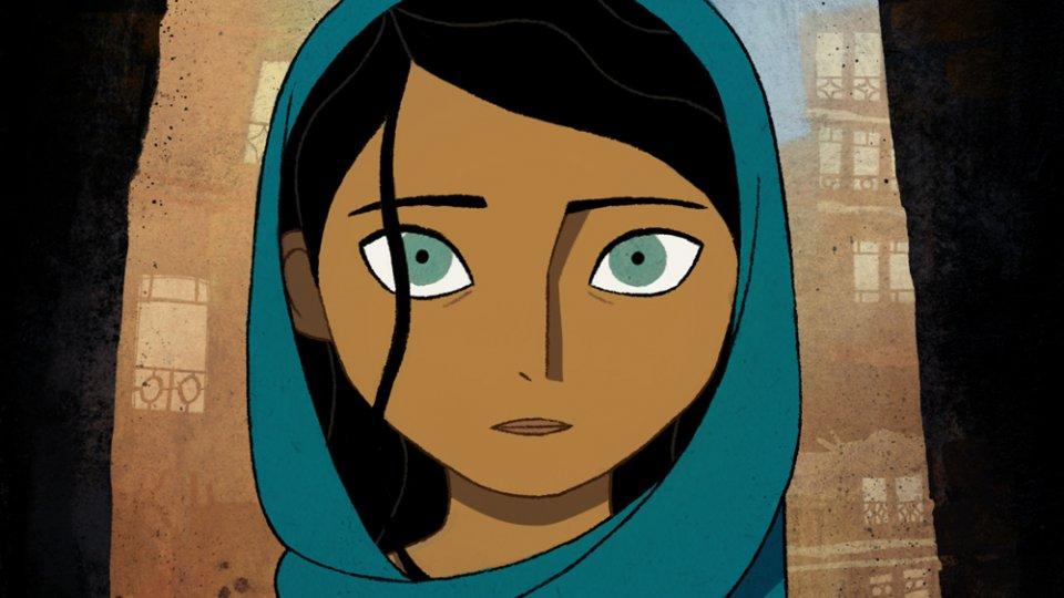 I Racconti di Parvana - The Breadwinner: un momento del film d'animazione