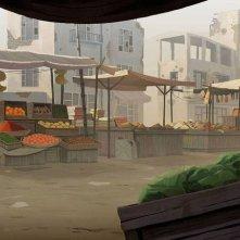 The Breadwinner: una scena del film d'animazione