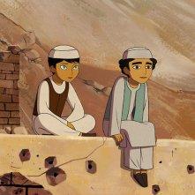 The Breadwinner: un'immagine del film d'animazione