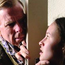 The Changeover: Timothy Spall ed Erana James in un momento del film