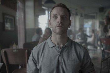The Place: Alessandro Borghi in una scena del film