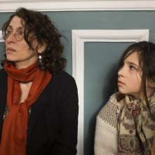 Tomorrow and Thereafter: Luce Rodriguez e Noémie Lvovsky in un momento del film