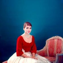 Maria by Callas: Maria Callas in un'immagine tratta dal documentario