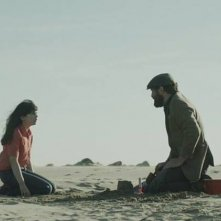 Menina: Naomi Biton e Nuno Lopes in una scena del film