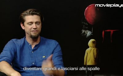 It: Video intervista a Andy e Barbara Muschietti