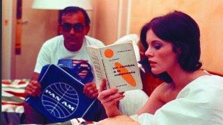 Due o tre cose che so di lei: Anny Duperey in una scena del film
