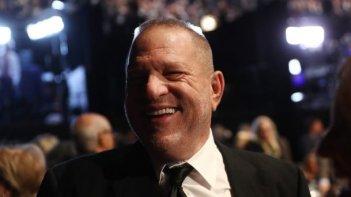 il produttore Harvey Weinstein