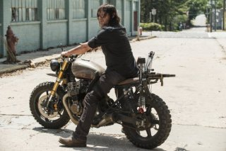 The Walking Dead: Norman Reedus nell'episodio Mercy