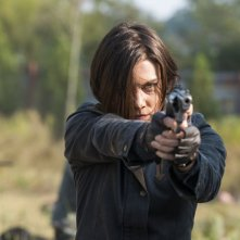 The Walking Dead: Lauren Cohan nell'episodio Mercy