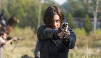 The Walking Dead: Lauren Cohan nell'episodio Mercy