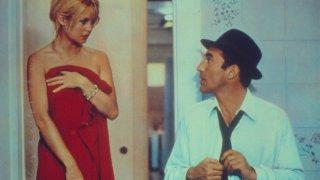Il disprezzo: Brigitte Bardot e Michel Piccoli in un momento del film