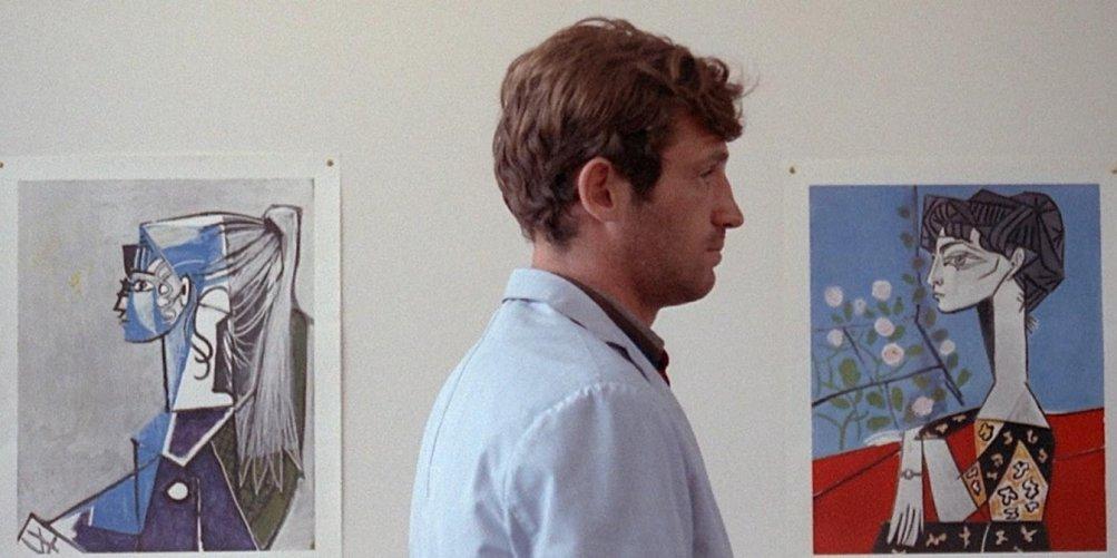 Il bandito delle 11: Jean-Paul Belmondo in una scena del film