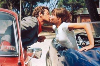 Il bandito delle 11: Jean-Paul Belmondo in un momento del film