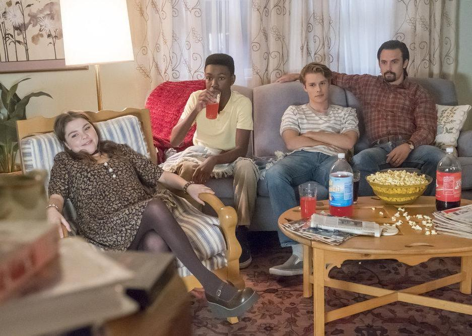 This Is Us: una scena dell'episodio Déjà Vu