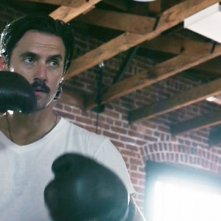 This Is Us: Milo Ventimiglia in una scena dell'episodio A Manny-Splendored Thing