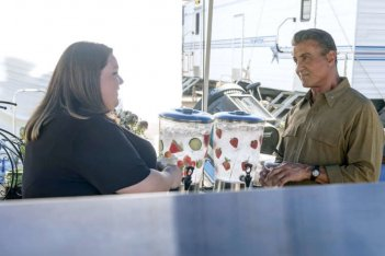 This Is Us: Sylvester Stallone e Chrissy Metz nell'episodio Déjà Vu