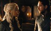 """Il Trono di Spade: Kit Harington ha una risposta provocatoria per """"zia"""" Daenerys"""