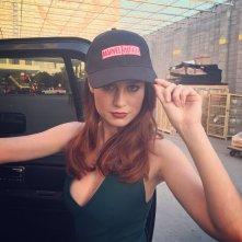 Captain Marvel: un'immagine di Brie Larson