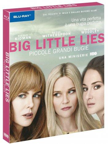 Il blu-ray di Big Little Lies