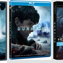 Le cover home video di Dunkirk