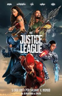 Justice League in streaming & download
