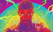 Thor: Ragnarok, due nuovi spot e un artistico poster del film Marvel