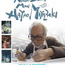 Locandina di Never Ending Man: Hayao Miyazaki