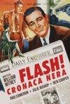 Locandina di Flash! cronaca nera