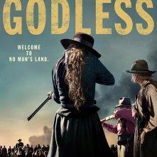 Locandina di Godless