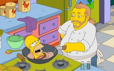 I Simpson: esorcismi e cannibalismo nello Speciale di Halloween 2017