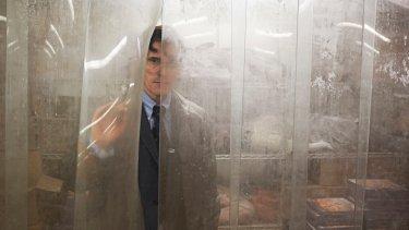 The House That Jack Built: Matt Dillon in una foto del film