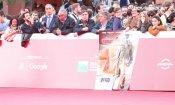 Roma 2017: Christoph Waltz e Rosamund Pike sul red carpet