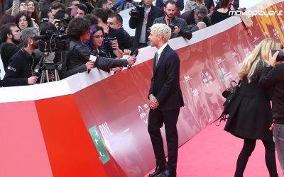 Roma 2017: Xavier Dolan sul red carpet