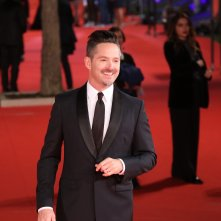 Roma 2017: Uno scatto di Scott Cooper sul red carpet di apertura
