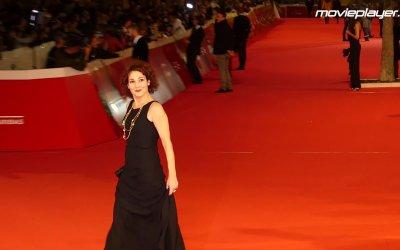Luca Marinelli e il cast di Una questione privata alla Festa del cinema di Roma