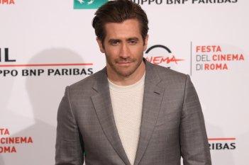 Roma 2017: Jake Gyllenhaal posa al photocall del film Stronger