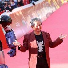 Roma 2017: Go Nagai sul red carpet di Mazinga Z Infinity