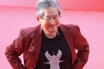 Roma 2017: Go Nagai sorridente sul red carpet di Mazinga Z Infinity