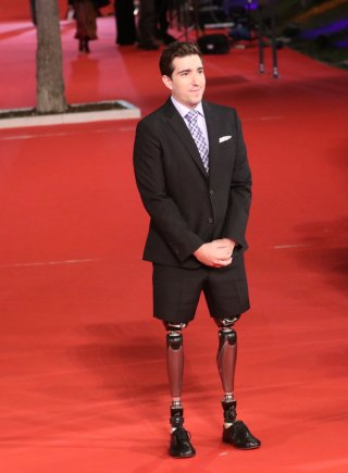 Roma 2017: Jeff Bauman sul red carpet di Stronger