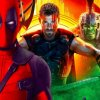 Thor: Ragnarok: Taika Waititi avrebbe voluto Deadpool nel film!
